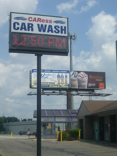 Car Wash On Douglas Blvd